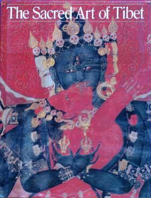 The Sacred Art Of Tibet: Wisdom And Compassion  by  Marilyn M. Rhie