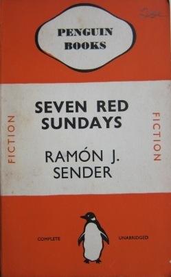 Seven Red Sundays  by  Ramón J. Sender