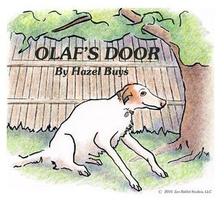 Olafs Door  by  Hazel Buys