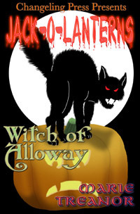 Witch of Alloway Marie Treanor
