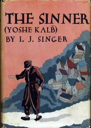The Sinner  by  Israel J. Singer