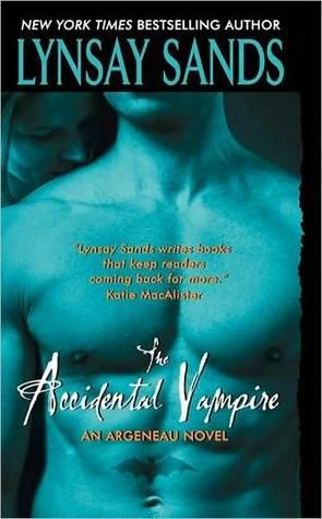 The Accidental Vampire (Argeneau, #7) Lynsay Sands