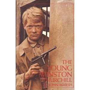 The Young Winston Churchill  by  John  Marsh