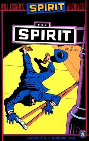 The Spirit Vol. 8  by  Will Eisner
