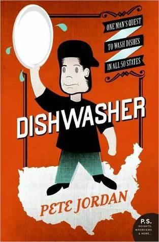 Dishwasher Pete Jordan