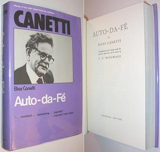 Auto-Da-Fe  by  Elias Canetti