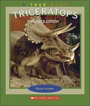 Triceratops  by  Elaine Landau