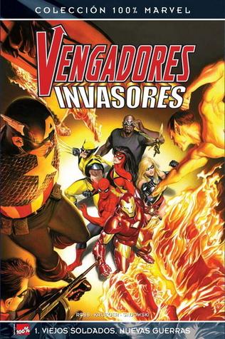 Vengadores / Invasores #1: Viejos soldados, nuevas guerras  by  Alex Ross
