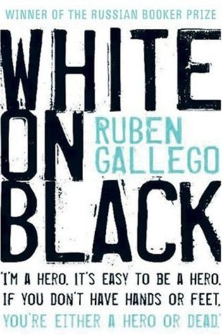 White On Black: A Boys Story  by  Rubén González Gallego