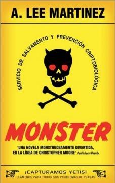 Monster A. Lee Martinez
