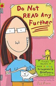 Do Not Read Any Further (Do Not Read, #2)  by  Pat Moon