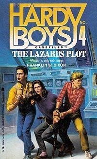 The Lazarus Plot Franklin W. Dixon