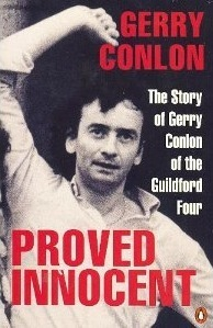 Proved Innocent  by  Gerry Conlon