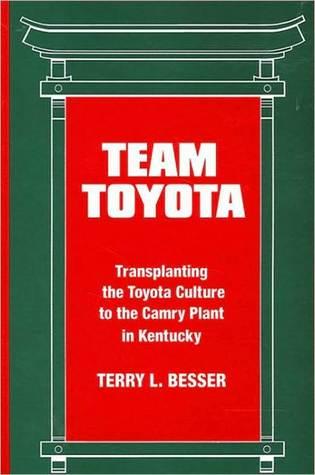 Team Toyota  by  Terry L. Besser