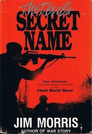 The Devils Secret Name Jim   Morris
