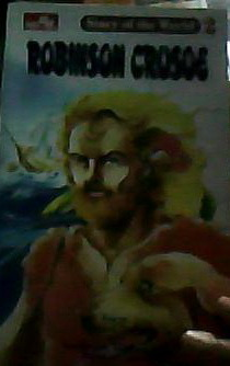 Story of the World 2: Robinson Crusoe  by  Daniel Defoe