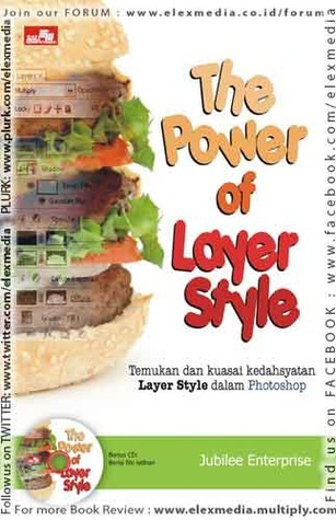 THE POWER OF LAYER STYLE  by  Josua Tarigan