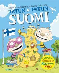 Tatun ja Patun Suomi  by  Aino Havukainen