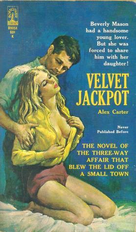 Velvet Jackpot Alex Carter
