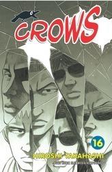 Crows Vol. 16 Hiroshi Takahashi