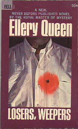Losers Weepers Ellery Queen, Richard Deming