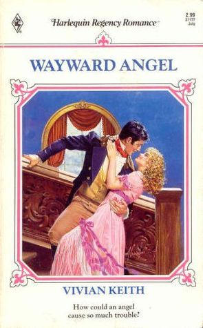 Wayward Angel  by  Vivian Keith