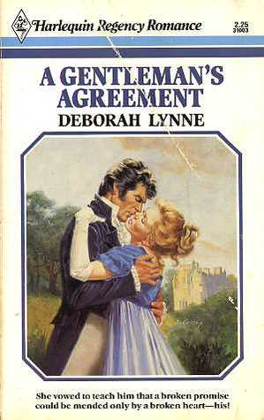 A Gentlemans Agreement Deborah Lynne