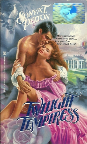 Twilight Temptress  by  Sonya T. Pelton
