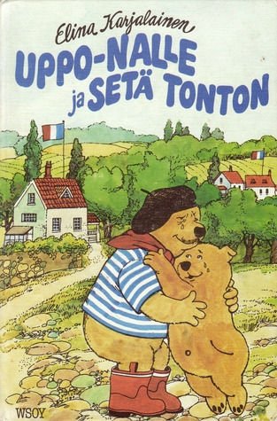 Uppo-Nalle ja setä Tonton (Uppo-Nalle, #3)  by  Elina Karjalainen