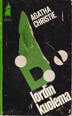 Lordin kuolema (SaPo, #1)  by  Agatha Christie