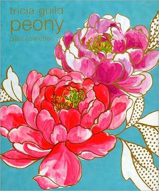 Tricia Guild Peony: Box of Cards Tricia Guild