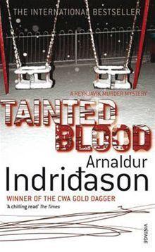 Tainted Blood  by  Arnaldur Indriðason