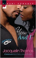 You and I (Platinum Brides, #2)  by  Jacquelin Thomas