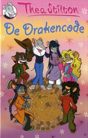 De drakencode  by  Thea Stilton