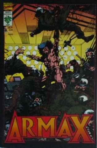 Arma X  by  Barry Windsor-Smith