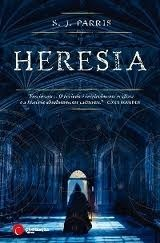 Heresia (Giordano Bruno, #1)  by  S.J. Parris