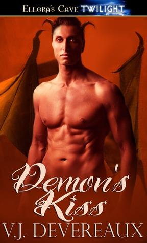 Demons Kiss  by  V.J. Devereaux