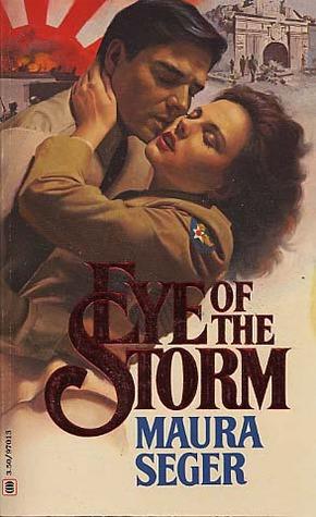 Eye of the Storm (Gargano-Callahan, #1) Maura Seger
