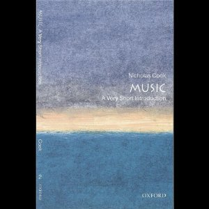 Music: A Very Short Introduction Nicholas Cook