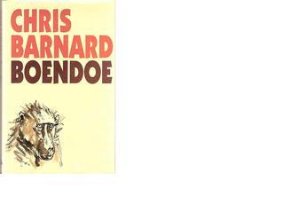 Boendoe Chris Barnard