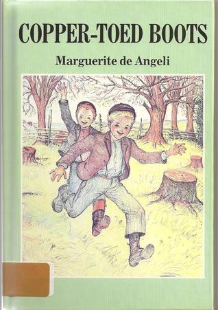 Copper-Toed Boots Marguerite de Angeli