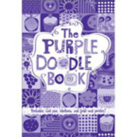 The Purple Doodle Book Running Press