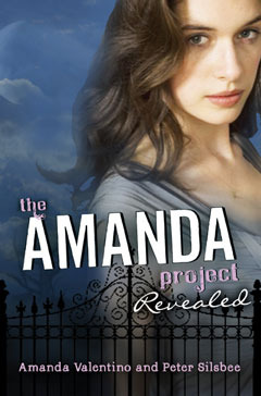 Revealed (The Amanda Project, #2)  by  Amanda Valentino