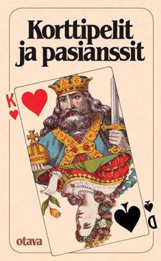Korttipelit ja pasianssit  by  Ilmo Kurki-Suonio