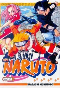 Naruto Vol. 2 (Naruto, #2) Masashi Kishimoto