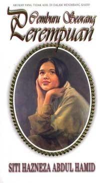 Cemburu Seorang Perempuan  by  Siti Hazneza Abdul Hamid