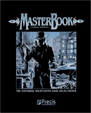 Masterbook (Classic Reprint): Universal Role Playing Game System  by  Ed Stark