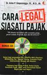 Cara Legal Siasati Pajak Arles P. Ompunsunggu
