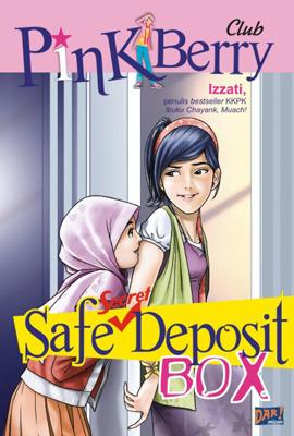 Save Secret Deposit Box  by  Sri Izzati