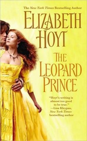 The Leopard Prince (Princes Trilogy, #2) Elizabeth Hoyt